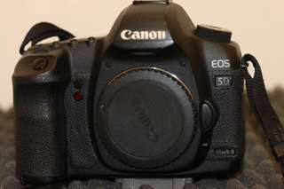🚚 Canon 5D2 Fullframe and 70-200mm F2.8 ultrasonic
