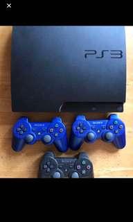 PS3主機連手制