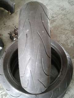 Tayar secondhand michelin pilot power 3 radial