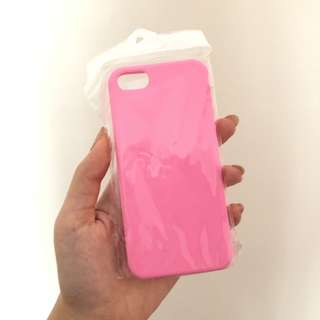 Pink Candy Case buat iPhone 5/5s/SE