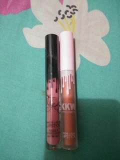 Lip matte kylie (2 pcs)