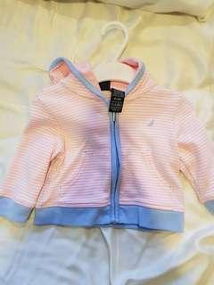 Nautica baby jacket