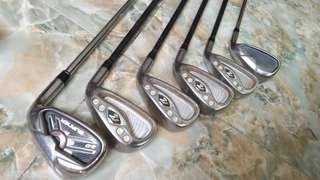 GOLF TAYLOR MADE 5 PCS.