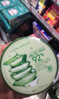Nature Republic Aloe Vera 92% ORI