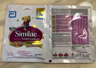 Similac Gain Total Comfort stage 3, 30.8g
