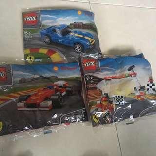 Lego Ferrari (shell)