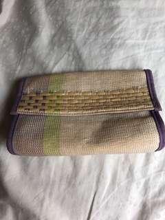 Bodyshop makeup pouch
