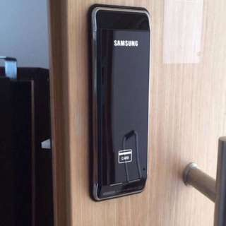 With Installation Wooden Door BN Samsung 2920
