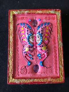 Thai amulet- butterfly