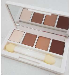 Clinique Eyeshadow Palette - Four Neutral Colors