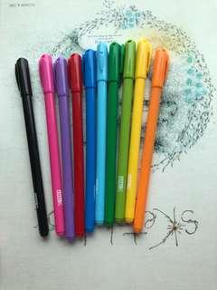 kikki k colour pens
