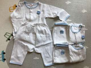 Angel Baby blue pyjamas