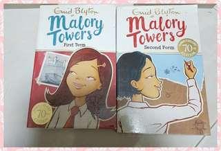 Malory Titles Children Books