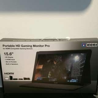 Hori Portable Gaming Hd Monitor 15.6