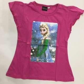 [clearance sale]frozen tshirt