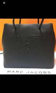 Marc Jacobs shopper tote bag black