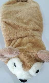 🚚 小狗衣服小型犬保暖衣 size 10號