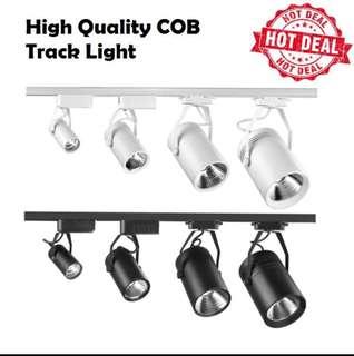 BNIB 12W Track Lights (Warm White)