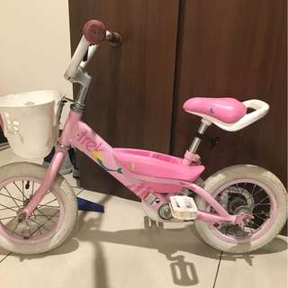 "Girl 12"" Trek bicycle"