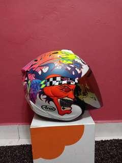 Helmet Arai Ram4