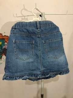 Kids jeans skirt #nogstday
