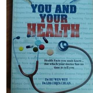 You and your health