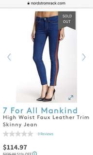 7 For All Mankind Jeans, 28
