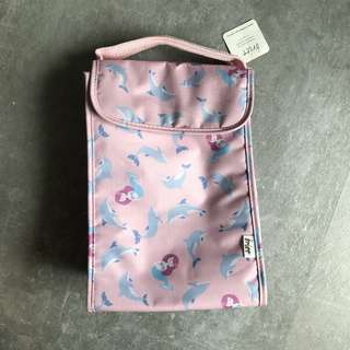 Free Shipping Britt Lunch Box Insulated Tote Bag Kids/Toddler