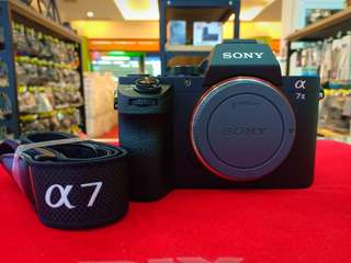 SONY A7 MKII (with kit)
