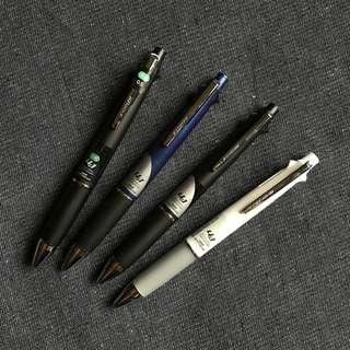 Uni Jetstream 4&1 Ballpoint Multi Pen + 0.5mm/0.7mm Pencil