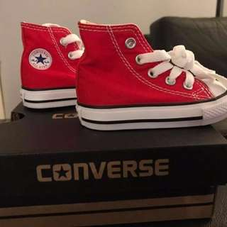 Toddler Chuck Converse High Tops