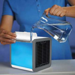 Air Cooler 迷你冷風機 加濕物理製冷