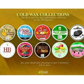 JUN 18 COLD WAX (VSY)