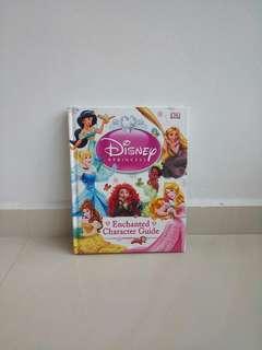 Disney princess character guides