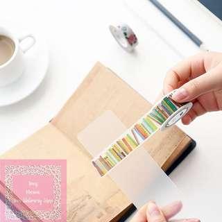 1pc Washi Tape Storage Board