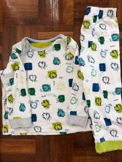 Mothercare pjs