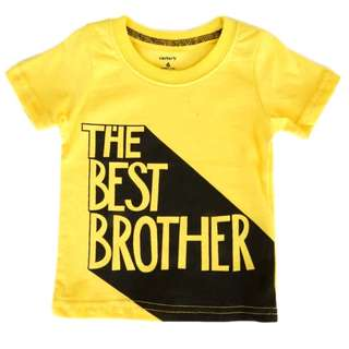 The Best Brother Tee (6-24M)