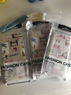 IPHONE 7/8+ COVERS, COMB AND HYALURONIC ACID ESSENCE SOLUTION (CLEARING)