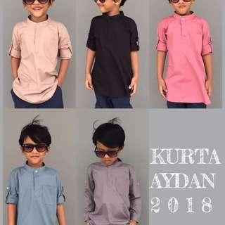 Kurta Boy