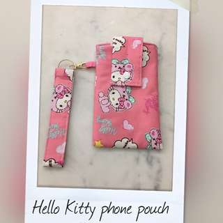 Hello Kitty Samsung galaxy 9+ or Iphone plus holder