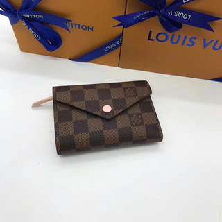 Louis Vuitton Victorine Wallet AUTHENTIC