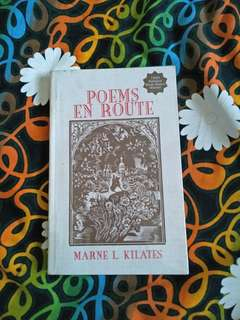 poems en route by marne kilates