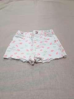 Zara Baby Girl Original Short Pants