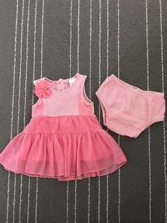 Authentic Baby Guess Dress
