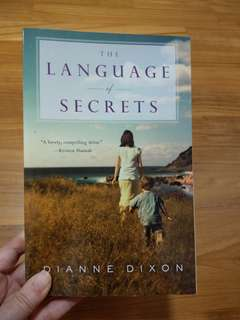 3 for price of 2 - The language of secrets by Dianne Dixon