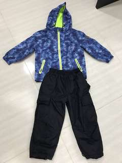 Wind Breaker Jacket (2yr Old)