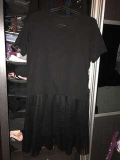 女裝黑色連身裙