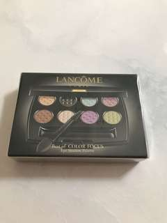 Lancôme Eye Shadow Palette