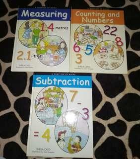 math books for children