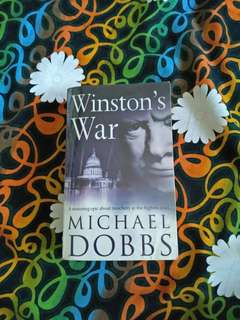 winston's war by michael dobbs